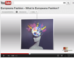 YouTube Europeana Fashion Video Partners