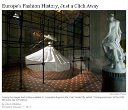 international herald tribune europeana fashion pucci les arts decoratifs victoria and albert momu alessandra arezzi boza