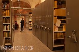 nordiska museet library fashion edit-a-thon europeana stockholm centre studies