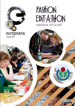 europeana fashion edit-a-thon handbook GLAM wikipedia wikimedia