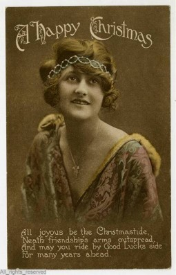 Postcard dated 1910/1920, London, Great Britain, Collection ModeMuseum Provincie Antwerpen. All rights reserved.