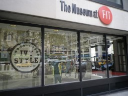 The Museum at FIT. Photo by Robert Sheie. All rights reserved