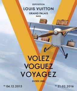 """Volez, Voguez, Voyagez – Louis Vuitton"". Courtesy of Grand Palais. All rights reserved."