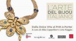 """Exhibition """"L'arte del bijou italiano"""". Courtesy of Palazzo Reale Milano. All rights reserved."""