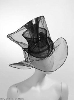 Triple Vision: hat designed by Stephen Jones. 2011. Courtesy of MoMu Antwerp
