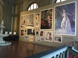 "Exhibition ""Karl Lagerferld - Visions of fashion"" at Palazzo Pitti. Photo by Europeana Fashion. CC BY SA"