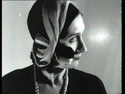 New hat designs from 1931. Still from 'New summer hats', Polygoon-Profilti (producer) / Netherlands Institute for Sound and Vision (curator), Public Domain Mark