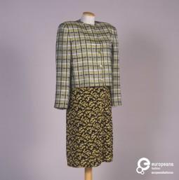 Feminine ensemble, 1980s, Courtesy Galleria del Costume di palazzo Pitti, All Rights Reserved