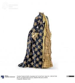 Dress by Charles Worth, ca. 1882, Courtesy Kunstgewerbemuseum, Staatliche Museen zu Berlin CC BY NC SA